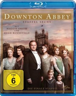"""Die sechste Staffel von """"Downton Abbey"""" in am 4. August 2016 auf DVD und Blu-ray erschienen"""