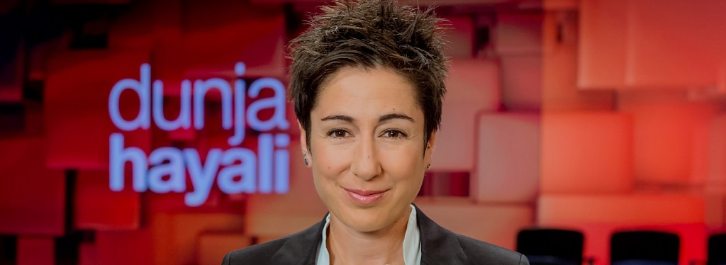 Dunja Hayali Moderiert Künftig Aktuelles Sportstudio Queerde