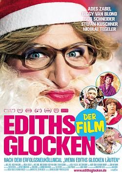"""Poster zum Film: """"Ediths Glocken – Der Film"""" läuft ab 27. November 2016 im Kino. Offizielle Premiere ist bereits am Donnerstag um 20.30 Uhr im Passage Kino Neukölln"""