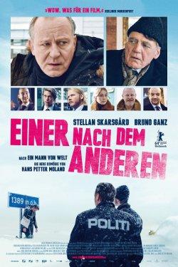 """Poster zum Film: """"Einer nach dem anderen"""" startet am 20. November 2014 bundesweit im Kino"""