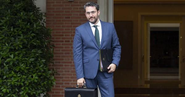 Vorwurf Steuerbetrug: Spaniens Kulturminister tritt zurück - sechs Tage nach Vereidigung