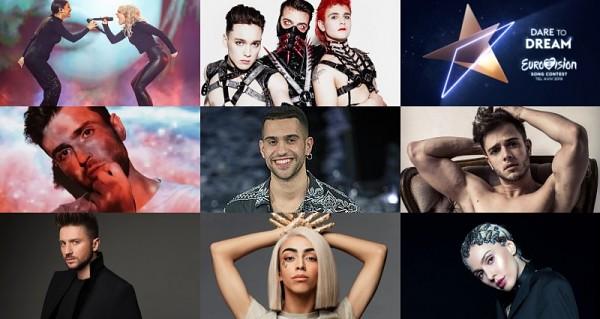 cantante sueco eurovision 2019 gay