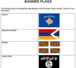 Ausschnitt aus der ersten Fassung der Flaggenverordnung
