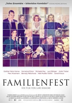 """Poster zum Film: """"Familienfest"""" ist am 15. Oktober 2015 in den deutschen Kinos angelaufen"""