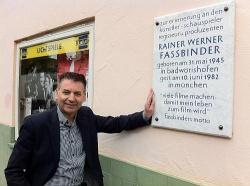 """Kinobetreiber Rudolf Huber: """"Das Erbe von Fassbinder weiterf�hren"""" - Quelle: Christian Scheu�"""