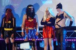 Nicht alle SciFi- und Fantasy-Fans kamen in originalgetreuen Kostümen... - Quelle: Dietrich Dettmann