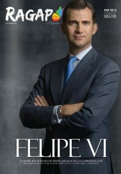 Felipe VI. gilt als ausgesprochen LGBT-freundlich