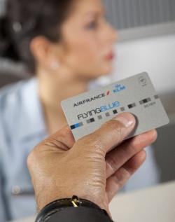Bereits mit Silver-Status bekommt man bei Flying Blue eine erh�hte Freigep�ckmenge und 50 Prozent mehr Pr�mienmeilen - Quelle: AIR FRANCE KLM