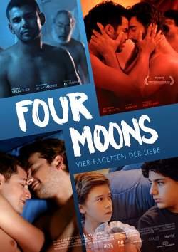 """Die DVD """"Four Moons"""" ist in Originalfassung mit deutschen Untertiteln bei Pro-Fun erschienen. Im Rahmen der Filmreihe """"homochrom"""" l�uft das Romantik-Drama im Juni in einigen Kinos in NRW"""