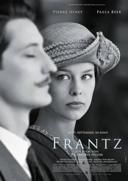 """Poster zum Film: """"Frantz"""" startet am 29. September 2016 in den deutschen Kinos"""