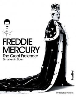 Das liebevoll gestaltete, gro�formatige Buch l�sst die Erinnerung an Freddie Mercury wieder lebendig werden