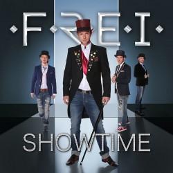 """Das zweite Studioalbum """"Showtime"""" der Kölner Band F.R.E.I. ist am 23. Januar 2015 erschienen"""