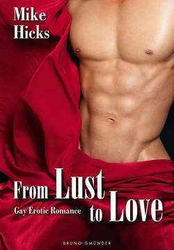 """Der neue englischsprachige Roman """"From Lust to Love"""" ist im Juli 2014 im Bruno Gm�nder Verlag erschienen."""