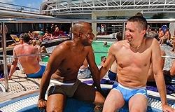 Tickets für die einwöchige Mittelmeer-Kreuzfahrt waren ab 900 Euro pro Person in der Innenkabine erhältlich - Quelle: RSVP Vacations.