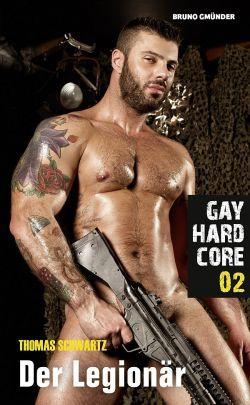 """""""Gay Hardcore 02: Der Legionär"""" ist am 20. Oktober 2015 erschienen"""