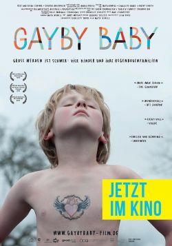"""Poster zum Film: """"Gayby Baby"""" startet am 23. Juni 2016 in deutschen Kinos"""