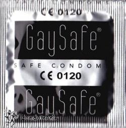 """Der """"Gold""""-Standard – hier in Silberummantelung bietet 95-prozentigen Schutz, gilt deshalb als sicher. - Quelle: www.condomerie.com"""