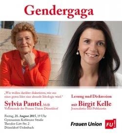 Plakat zur Veranstaltung in D�sseldorf