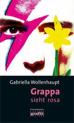 """Coming-out eines russischen Politikers: Der Krimi """"Grappa sieht rosa"""" ist Ende Mai 2014 im Grafit Verlag erschienen"""