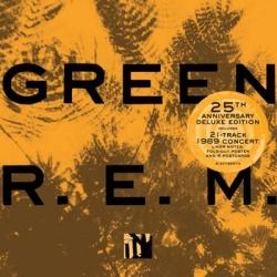 """Die """"Green: 25th Anniversary Deluxe Edition"""" erscheint als physische 2-CD-Version, in digitaler Form zum Download sowie als 180 Gramm schwere Vinyl-Version mit originalem Artwork und Verpackung"""