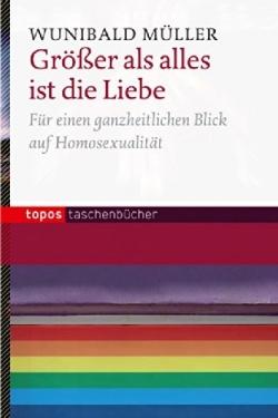 """""""Größer als alles ist die Liebe"""" erschien erstmals 2009 als Hardcover-Ausgabe. Jetzt wurde der seit langem vergriffene Band als Taschenbuch neu aufgelegt"""