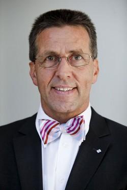 """F�r G�nter Saathoff, Vorstand der Stiftung EVZ, ist der Einsatz gegen Homo- und Transphobie """"Teil des historischen Auftrags"""""""