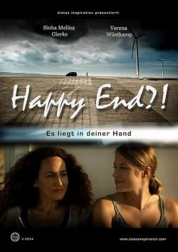 """Plakat zum Film: Ende Januar tourt """"Happy End"""" mit der L-Filmnacht durch die deutschen Kinos"""