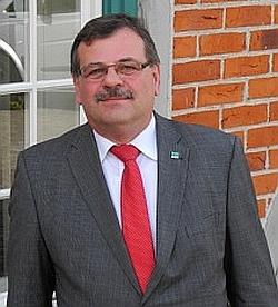 Boizenburgs B�rgermeister Harald J�schke - Quelle: Stadt Boizenburg