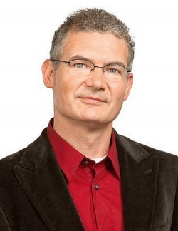 Harald Petzold ist Obmann im Rechtsausschuss von der Linken sowie queerpolitischer Sprecher seiner Fraktion - Quelle: Die Linke
