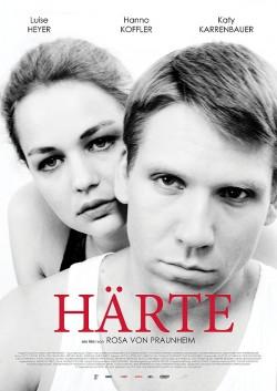 """""""Härte"""" mit Luise Heyer und Hanno Koffler ist am 23. Oktober 2015 auf DVD erschienen"""