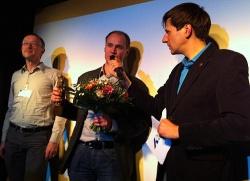 Der Hans-Peter-Hauschild-Preis wurde im Berliner SchwuZ überreicht - Quelle: Christian Scheuß