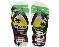 Ob einfarbig oder bunt bedruckt: Mit Flip Flops von Havaianas kann man nichts falsch machen - Quelle: Havaianas