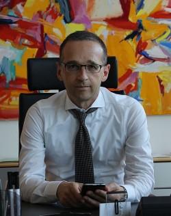 Nachdem er gut zwei Jahre lang die Frage der Rehabilitierung pr�fen lie�, k�ndigte Bundesjustizminister Heiko Maas (SPD) vor zwei Wochen unter Druck einen Gesetzentwurf an. Neben der Union �berraschte er damit wohl auch die Justiz. - Quelle: Stefan Mey