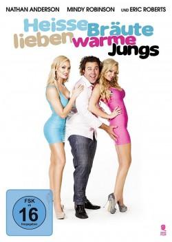 """""""Heiße Bräute lieben warme Jungs"""" ist am 2. Juli 2015 auf DVD und Blu-ray erschienen"""