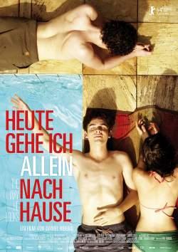"""Deutsches Plakat zum Film: """"Heute gehe ich allein nach Hause"""" läuft seit 26. Februar im Verleih der Edition Salzgeber im Kino"""