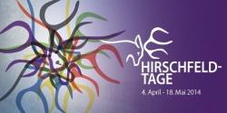 Logo der Hirschfeld-Tag NRW vom 4. April bis 18. Mai 2014