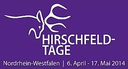 Logo der Hirschfeld-Tage NRW