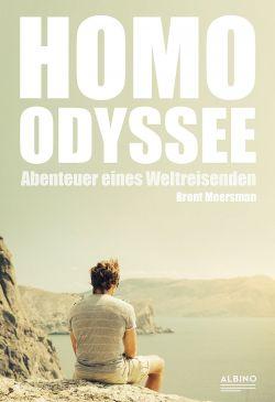 """""""Homo-Odyssee"""" ist die dritte Ver�ffentlichung des wiedergegr�ndeten Albino-Verlags � einem Imprint des Bruno Gm�nder Verlags"""