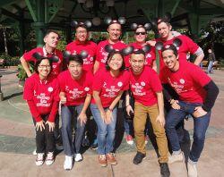 """Ebenfalls beliebt: die """"Gay Days"""" in Hongkongs Disneyland - Quelle: Pink Season"""