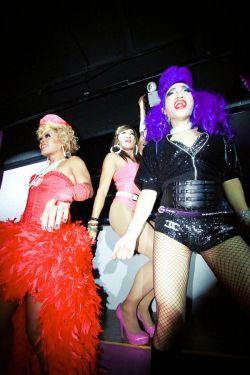 """Natürlich stehen im Rahmen von """"Pink Season"""" auch Drag-Shows auf dem Programm - Quelle: Pink Season"""