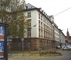 """Im Stuttgarts ehemaliger Gestapo-Zentrale """"Hotel Silber"""" ging die Verfolgung von schwulen Männern nach 1945 durch die Kriminalpolizei weiter - Quelle: Ankallim (CC-BY-SA-3.0)"""