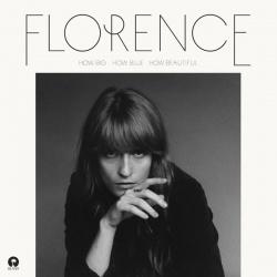"""""""How Big How Blue How Beautiful"""" ist nach """"Lungs"""" und """"Ceremonials"""" das dritte Album von Florence + The Machine. Es ist als Download, Standard- und Deluxe-CD sowie als Vinyl erh�tllich"""