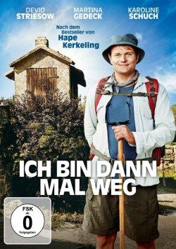 """Die Verfilmung von Hape Kerkelings Bestseller """"Ich bin dann mal weg"""" ist am 9. Juni 2016 auf DVD und Blu-ray erschienen"""