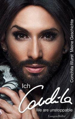 """Die Autobiografie """"Ich, Conchita"""" ist am 3. März 2015 erschienen"""