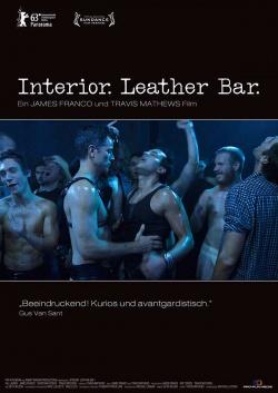 """Filmposter: Bundesweiter Kinostart von """"Interior. Leather Bar."""" ist am 17. Oktober 2013"""