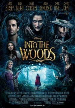 """Poster zum Film: """"Into the Woods"""" startet am 19. Februar 2015 in den deutschen Kinos"""