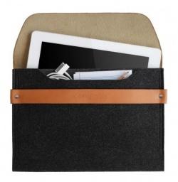 Liebevolle Handarbeit, exakter Passform: Die Mujjo-Sleeves gibt es f�r iPad, iPhone, iPod Touch, Macbook Air und Macbook Pro