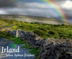 Irland wirbt jetzt mit dem Regenbogen