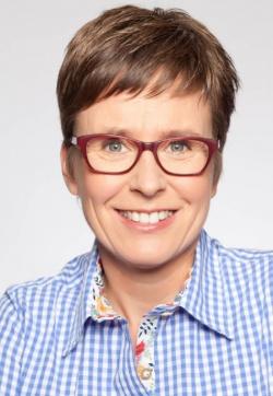 Isabell Zacharias ist die neue queerpolitische Sprecherin der SPD-Landtagsfraktion - Quelle: Bildarchiv Bayerischer Landtag / Susie Knoll