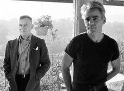 32 Jahre lang ein offen schwules Paar: Don Bachardy (re.) und Christopher Isherwood - Quelle: Christopher Isherwood Foundation